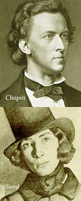 Chopin and Sand