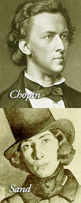 Frederic & George – L'Affaire Chopin/Sand