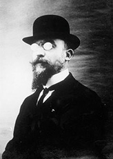 Eccentricities of the Velvet Gentleman-Eric Satie