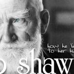 "Shaw's ""How he lied to her husband"""
